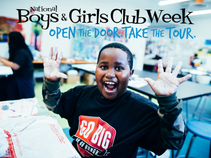 Boys & Girls Club Week is Here!