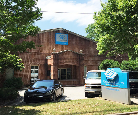Newnan/Coweta<BR>Boys &#038; Girls Club