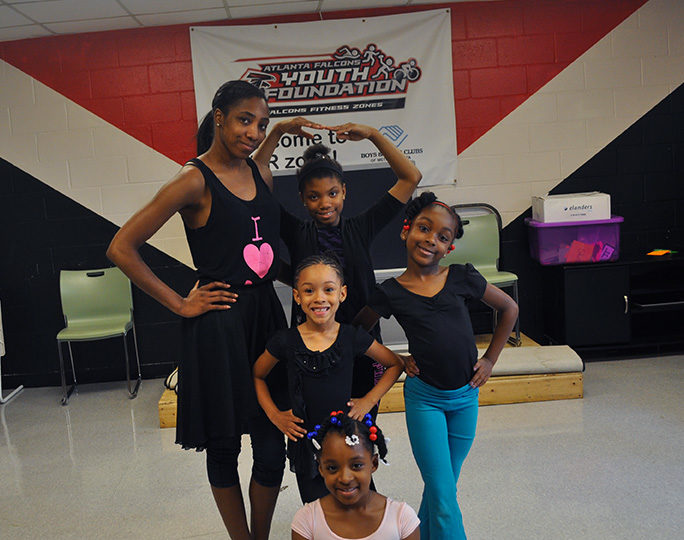 Ballet boosts confidence, teaches healthy choices to budding dancers