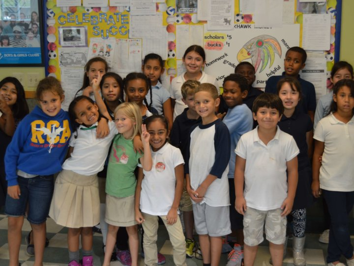 Brookhaven Boys & Girls Club Farewell Party