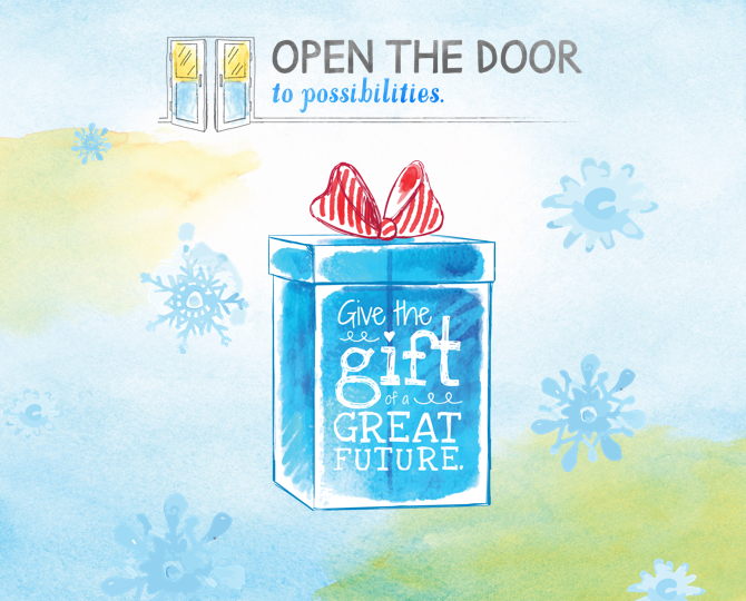 Change the World This Holiday – Donate Now