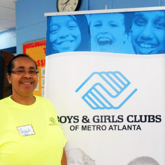 BGCMA Director Gail Johnson photo