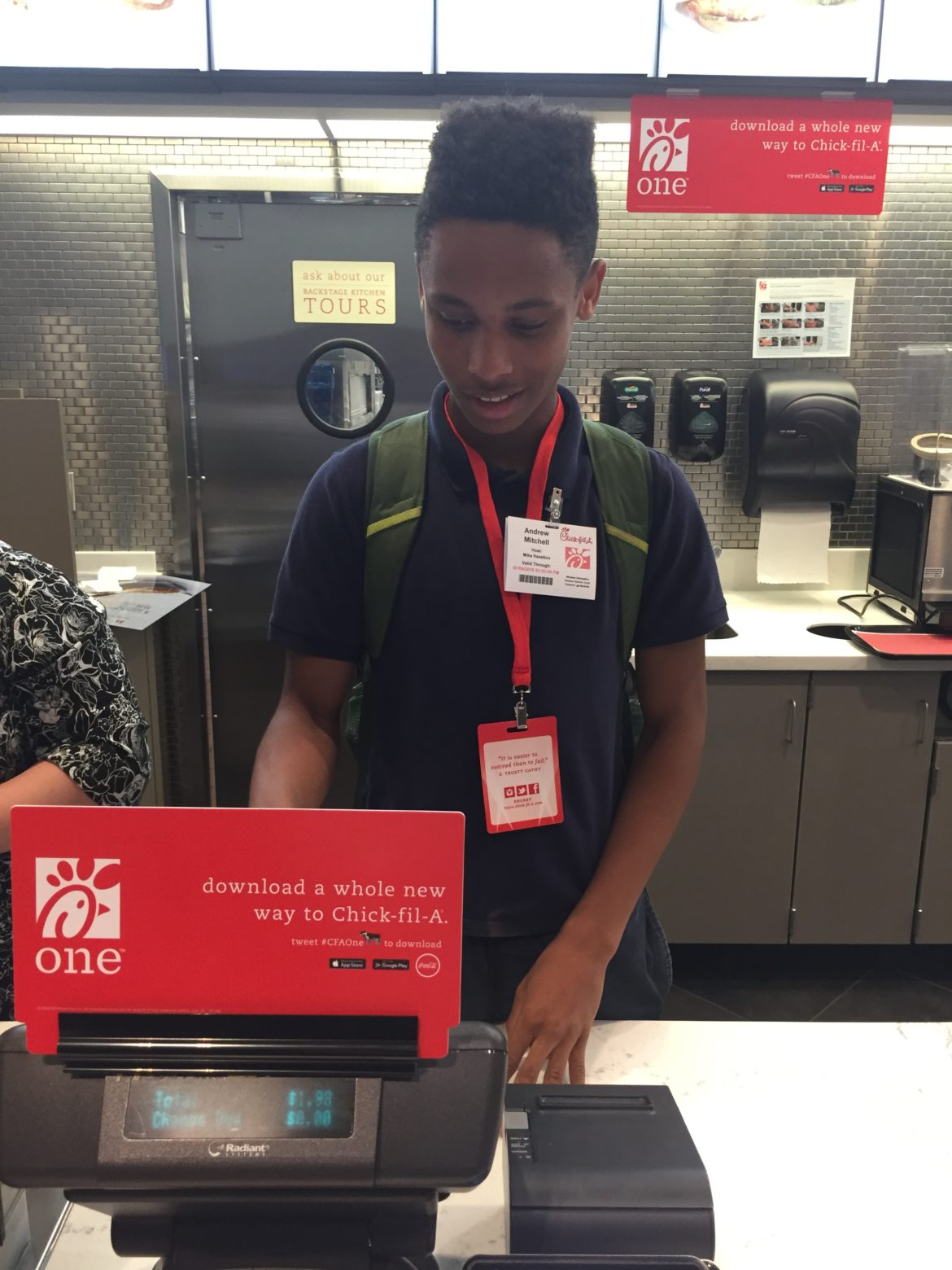 newnan teens participate in careerwise wednesday at chick fil a 2016 college bound members from the newnan coweta club were able to engage in career exploration job shadowing and mentorship opportunities provided