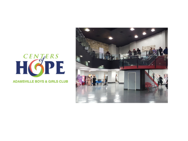 Centers of Hope at Adamsville<br>Boys &#038; Girls Club