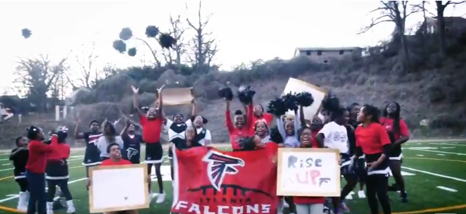 RISE UP FALCONS, RISE UP!