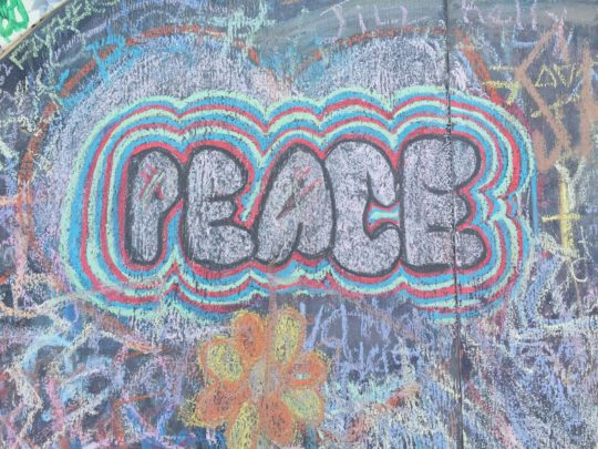 Peace on the Beltline