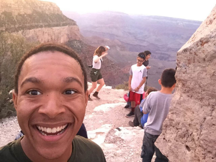 Sir Dalvin Takes on the Grand Canyon!