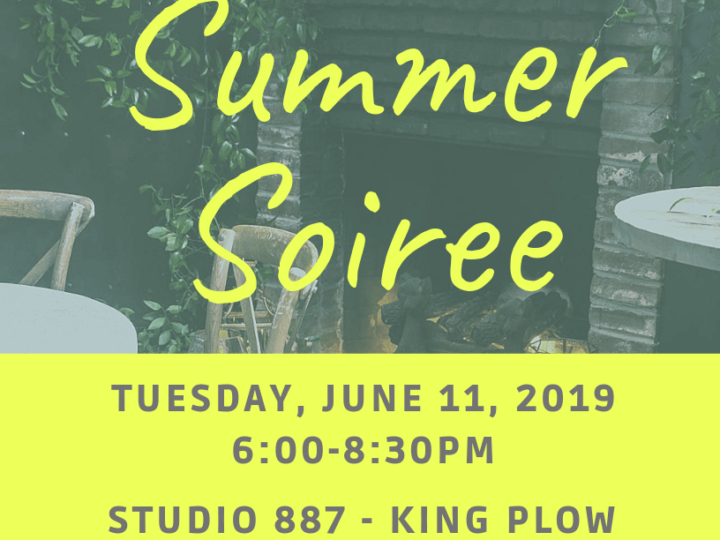 Summer Soiree with Champions Club for G.I.R.L.S.!