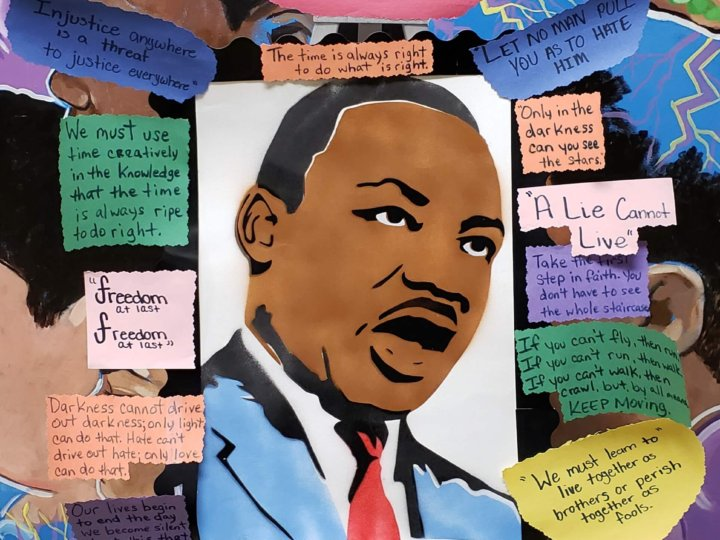 Paulding County Leadership Members Honor Dr Martin Luther King