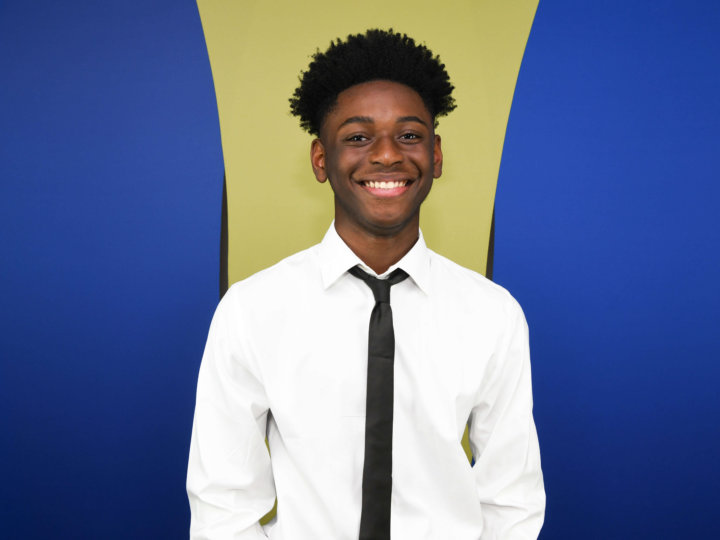 Meet Tre'von Gladmon: Youth of the Year for John H. Harland Boys & Girls Club: The Innovation & Expression Studio