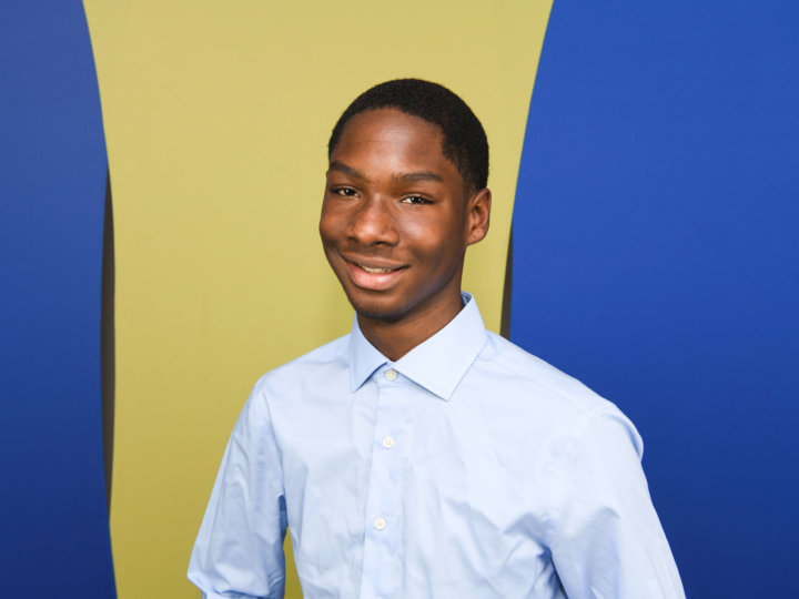 Meet Kevin Belcher: Youth of the Year for Thomasville Boys & Girls Club