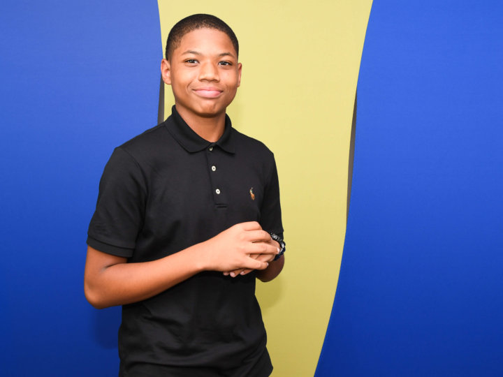 Meet Jelani Spain: Youth of the Year for Camp Kiwanis for Boys & Girls Club
