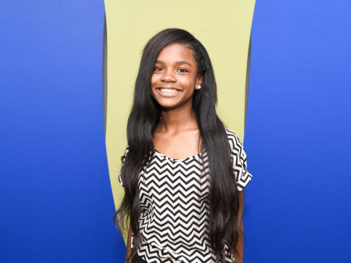 """Meet Makiyah Worthy: Youth of the Year for A.W. """"Tony"""" Matthews Boys & Girls Club"""
