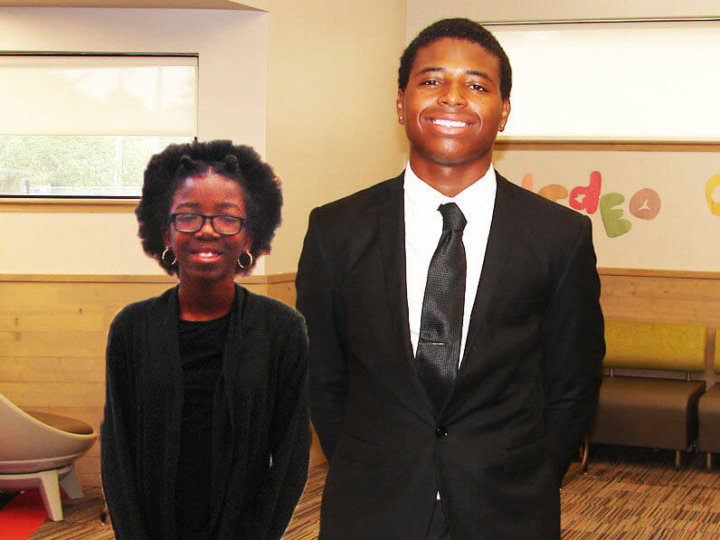 Rockdale teen named Barksdale Boys and Girls Club Youth of the Year