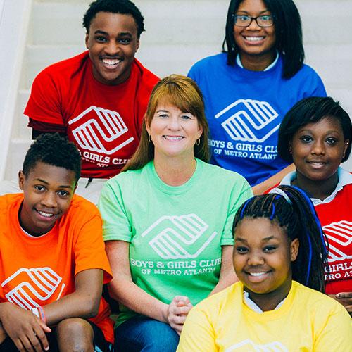 Boys & Girls Clubs of Metro Atlanta teens