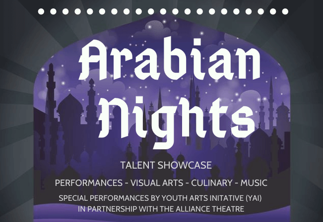 Arabian Nights Talent Showcase