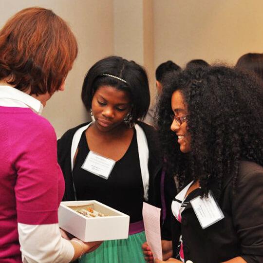 Women's Giving Circle meet up