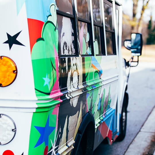 BGCMA bus