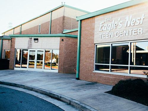 BGCMA teen center entry
