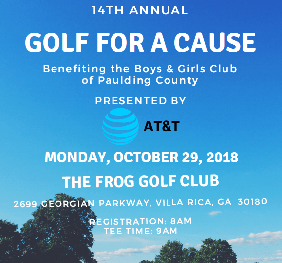 2018 Paulding County Golf for a Cause Tournament