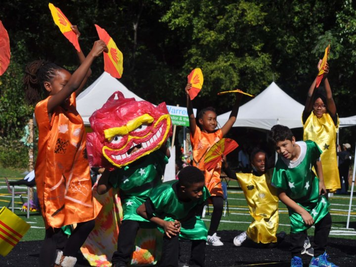 Kiwanis Kids Cultural Challenge