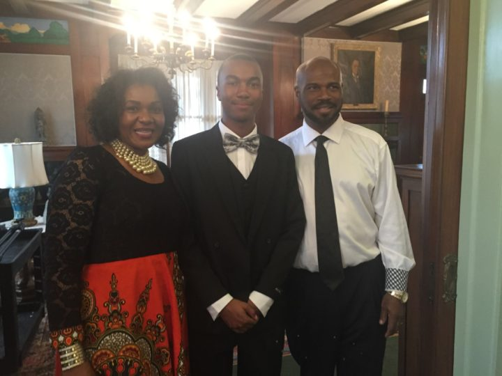 Barksdale Teen Gets Real-Life Experience in Business