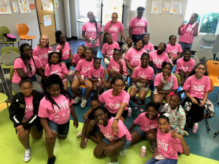 Draper Partners with Girls on the Run of Atlanta