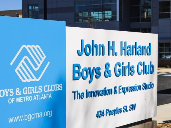 John H. Harland<BR>Boys & Girls Club: The Innovation & Expression Studio (TIES)