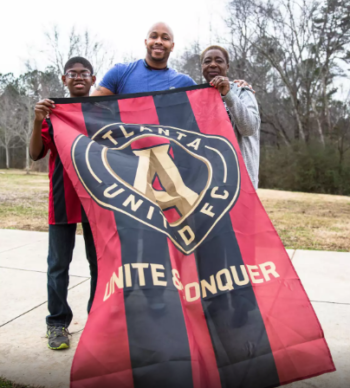 Justice's Journey: How Soccer Led to Self-Confidence