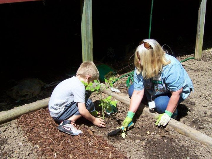 Garden Club Kicks Off September 14, 2016