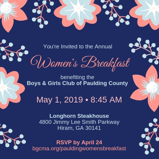 Paulding County Women's Leadership Breakfast