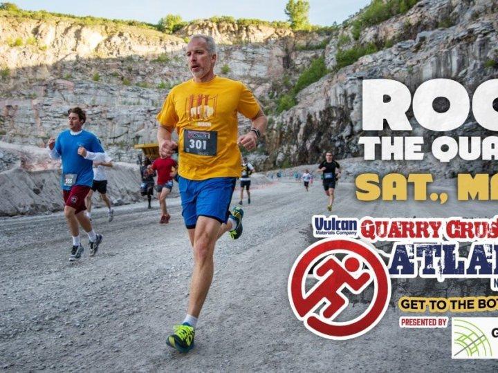 Quarry Crusher Run 5K