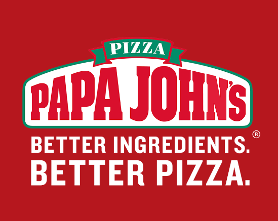 We Love Our Volunteers and  Papa John's Does Too!