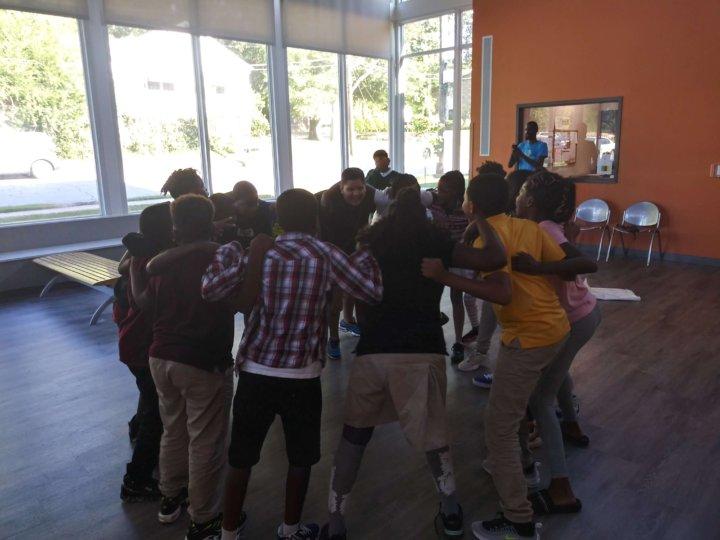 Teen Center – Team Challenge