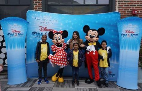 Disney On Ice Hosts Skating Adventure!
