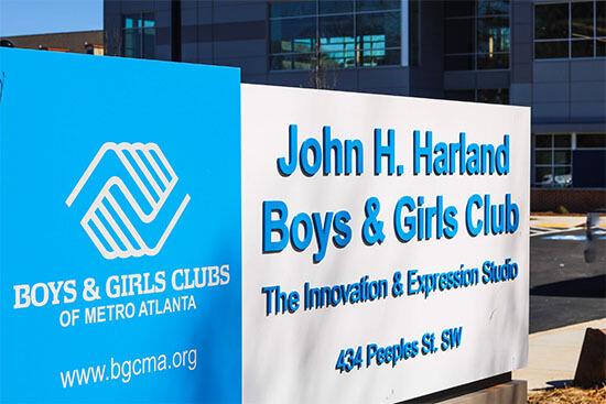 BGCMA Harland Club